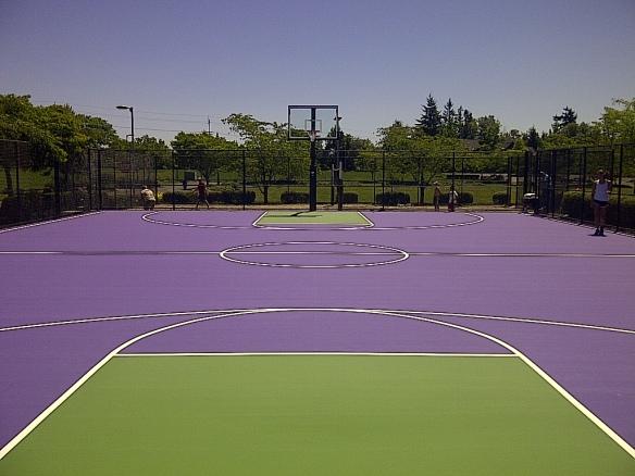 Basketball Court 2013