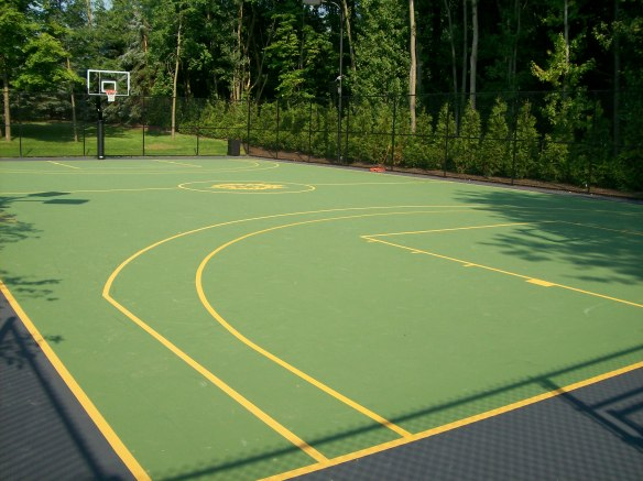Lebron James Court